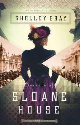 Secrets of Sloane House book cover