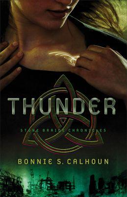 Thunder book cover