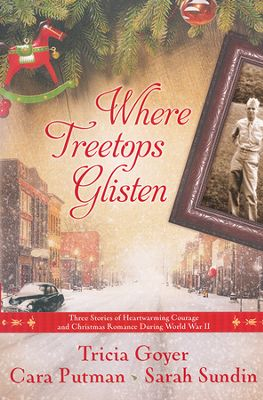 Where Treetops Glisten book cover