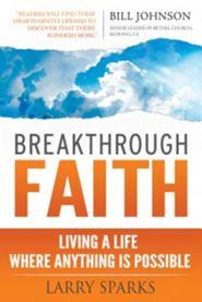 Breakthrough Faith book cover