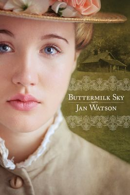 Buttermilk Sky book cover