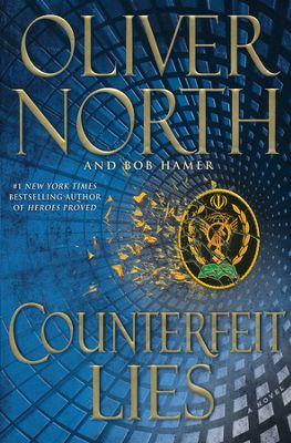 Counterfeit Lies book cover