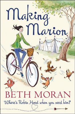 Making Marion book cover