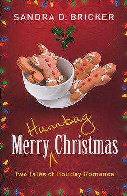 Merry Humbug Christmas book cover