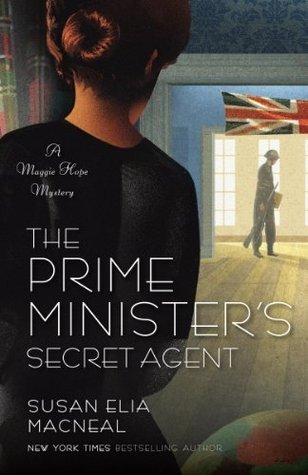 Prime Minister Secret Agent book cover