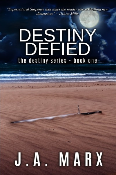 Destiny Defied book cover