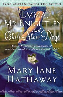 Emma, Mr. Knightley book cover