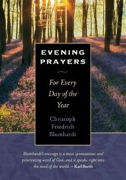 evening prayers book cover