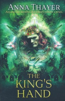 King's Hand book cover