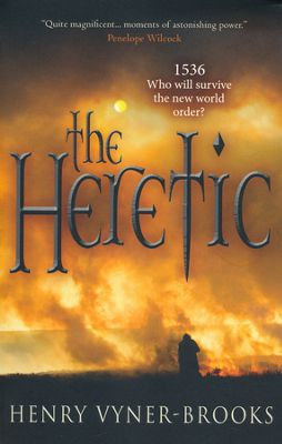 The Heretic book cover