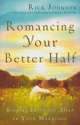 Romancing Your Better Half book cover