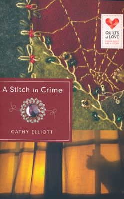 A Stitch In Crime book cover
