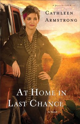 At Home in Last Chanc book cover