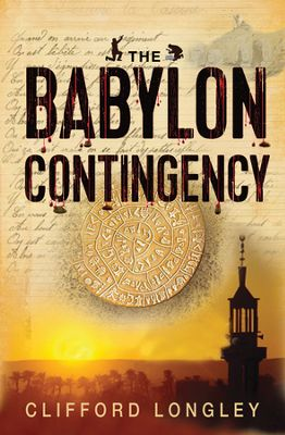 Babylon Contingency book cover