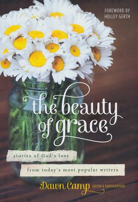 beauty of GRACE book cover