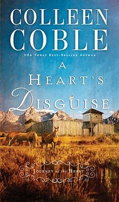 a heart disguise book cover