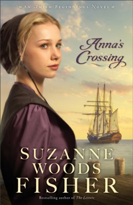 Anna's Crossing book cover