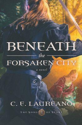 Beneath the Forsaken City book cover