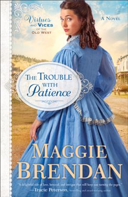 Trouble with Patience book cover