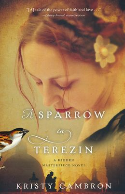 A Sparrow In Terezin book cover