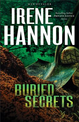 Buried Secrets book cover