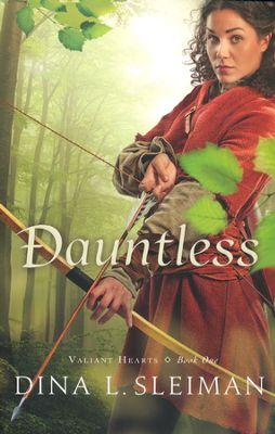 Dauntless book cover