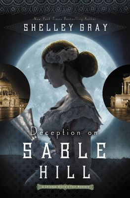 Deception At Sable Hill book cover
