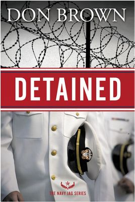 Detained book cover