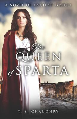 Queen Of Sparta book cover
