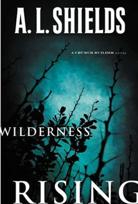 Wilderness Rising book cover