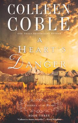 A Heart's Danger book cover