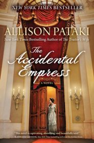 accidental Empress book cover