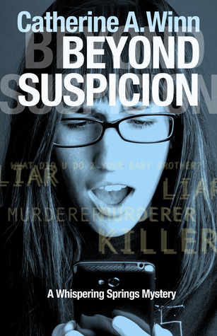 Beyond Suspicion book cover