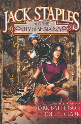 Jack Staples book cover