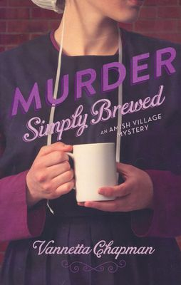 Murder Simply Brewed book cover