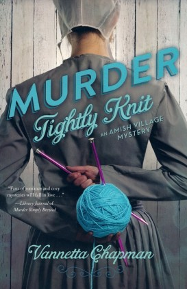 Murder Tightly Knit book cover