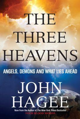 The Three Heavens book cover