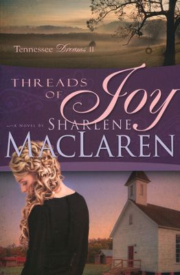 Threads Of Joy book cover