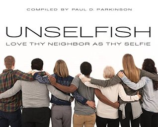 unselfish book cover