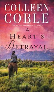 A Heart's Betrayal book cover