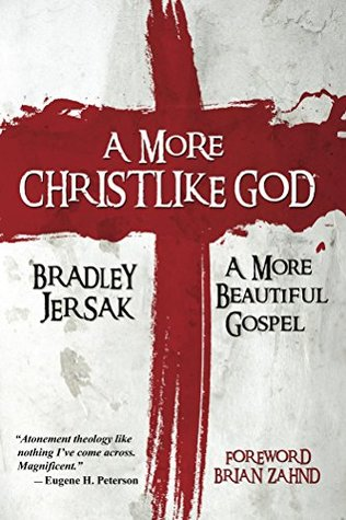 A More Christlike God book cover