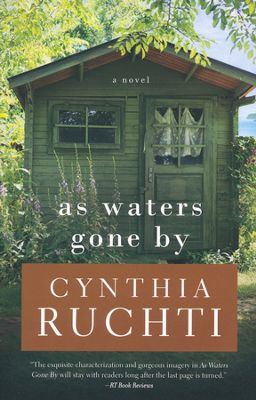 As Waters Gone By book cover