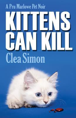 Kittens Can Kill book cover