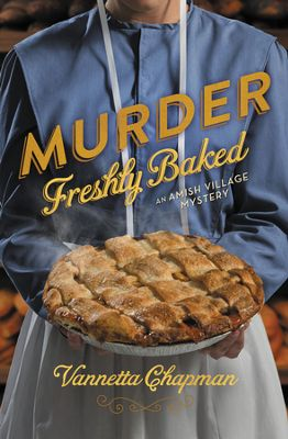 Murder Freshly Baked book cover