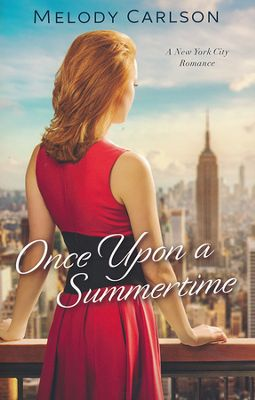 Once Upon a Summertime book cover
