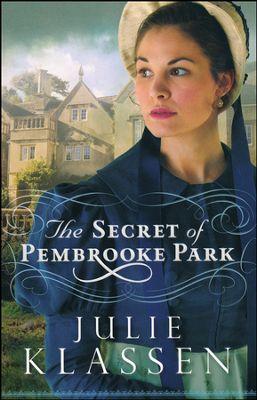 Secret of Pembrooke Park book cover