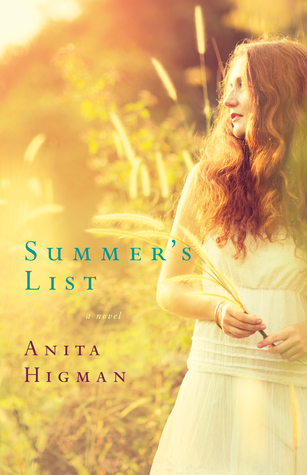 Summer's List book cover