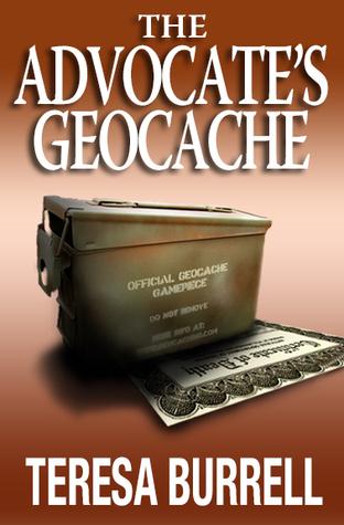 advocates geocache book cover