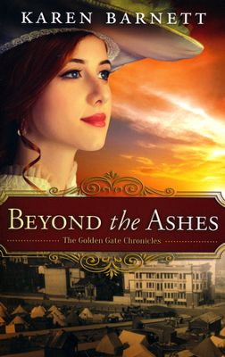 Beyond The Ashes book cover
