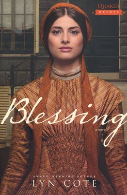 blessing book coveer